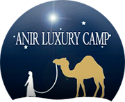 Anir Luxury Camp. Jaimas de lujo en el desierto del Sahara.
